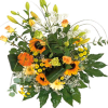 Arrangement of Mixed Flowers