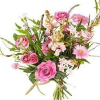 Bouquet Mixed Pink Flowers