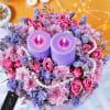 Buy Festive frolic and lavender lights
