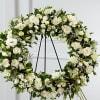 The FTD Splendor Wreath Online