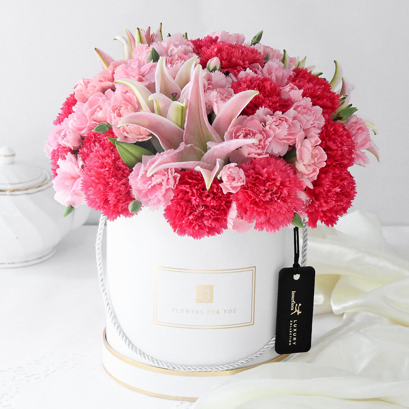 Carnation - The Perfect Pink Arrangement