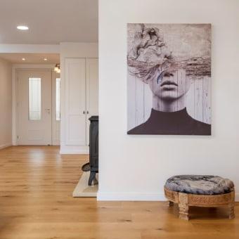 שימוש באומנות בקומה