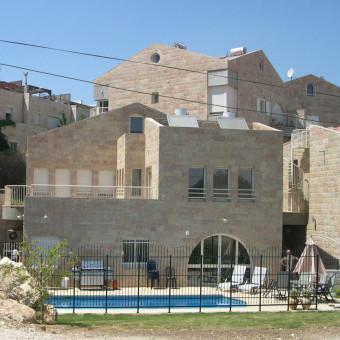 דופלקס בשכונת ארנונה - ירושלים