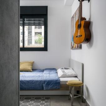 חדר שינה עבור ילד מתבגר