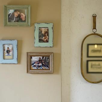 תמונות במסדרון