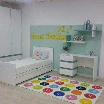 חדר ילדים דגם רובין