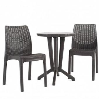 למעלה שולחנות וכסאות לגינה | כתר | intério CY-66