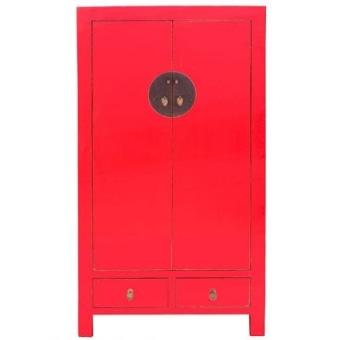 ארון בגדים אדום 20080RE