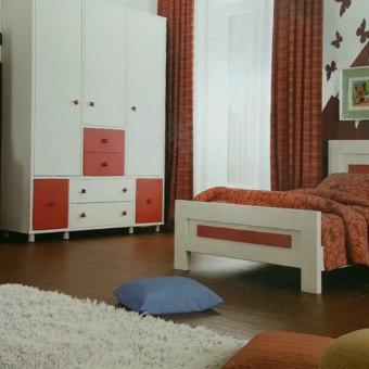 """חדר ילדים קומפלט דגם """"מאיה"""""""