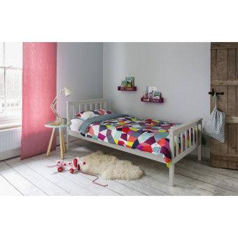 מיטה ברוחב וחצי מעץ מלא PROSPER