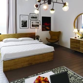חדר שינה אורלנדו