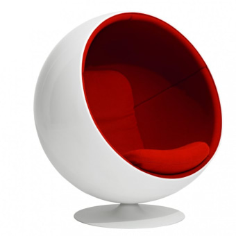 כורסא מעוצבת B-82A ball chair