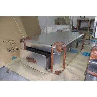 שולחן סלון מעוצב מאלומיניום תעופתי RTK-71