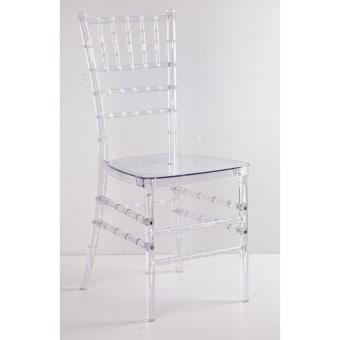 כסא שקוף לפינת אוכל/ אורח/ אולמות אירועים 22659