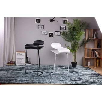 כסא בר איכותי שלד שחור מתכת 11887755