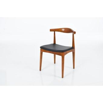 כיסא אורח/כיסא פינת אוכל מרופד 464