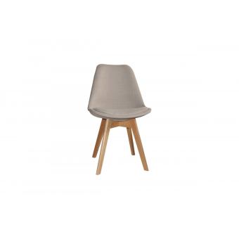 כסא איכותי מרופד כולו 19575
