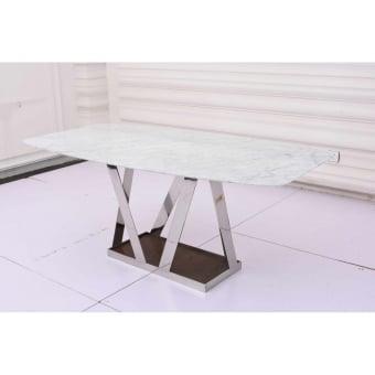 שולחן לפינת אוכל משיש 180*90 98779