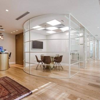עיצוב משרדים חברת ביטוח