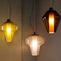 תלויים | גוף תאורה מעוצב FOSCARINI METAL GLASS