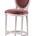 כסא בר מרופד דגם לואיג'י