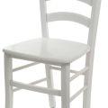 כסא דגם קנטרי לבן
