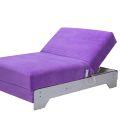 מיטה ברוחב וחצי דגם פאזל מבית מדיקומפורט