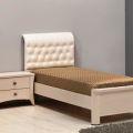 מיטת יחיד דגם קורל