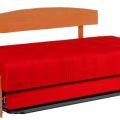 ספה נפתחת למיטה דגם קליק מבית סימונס