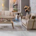 סלון LAURA הכולל ספה תלת מושבית וספה דו מושבית