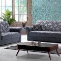 סלון דגם PS 21 הכולל ספה תלת מושבית וספה דו מושבית