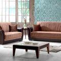 סלון דגם PS 25 הכולל ספה תלת מושבית וספה דו מושבית