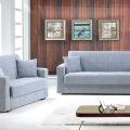 סלון דגם PS 26 הכולל ספה תלת מושבית וספה דו מושבית