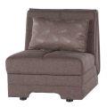 כורסא נפתחת למיטה דגם טוויסט