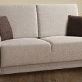 ספה דו מושבית נפתחת למיטה דגם לוטון