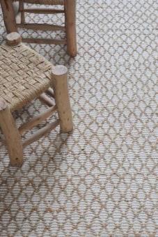 שטיח יפיפה של ראג ריפבליק מבית פנטהאוז.  שטיח איכותי, אלגנטי, ומרשים עשוי סיב טבעי בשילוב כותנה בצבע שנהב וטבעי.  מידות אפשריות להזמנה   מחיר               גודל    180X120  1,010 ש''ח 230X160 1,520 ש''ח 290X190 2,240 ש''ח 250X150 1,520 ש''ח 300X250        2,950 ש''ח