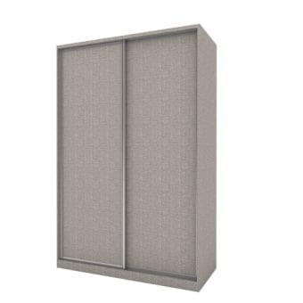 """ארון 2 דלתות מידות :גובה- 240 רוחב 150 עומק 62 עשוי ממלמין יצוק עם סיבי זכוכית מותאם לאקלים הישראלי תומכי המדף (בונדים) ממתכת גימור מדף (קנטים )-אלומניום מסגרת דלת (פרופיל) אלומיניום עובי מדף 17 מ""""מ"""