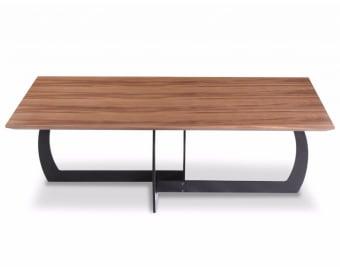 שולחן סלון מעוצב במידות 120*70*38 ס״מ