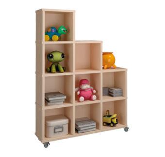 תיאור מוצר כוורת בעלת 9 תאים רחבים, בצבע מולבן. אידיאלית במיוחד לאחסון צעצועים, ספרים וחפצי נוי בחדרי ילדים. מגיעה במגוון רחב של צבעים.