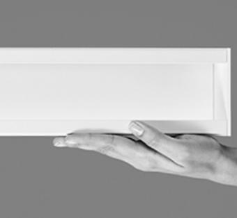 פרופיל תאורה מרשים אשר מיוצר בקמחי תאורה. הפרופיל מגיע כמנורת תלייה, שקוע או פרופיל צמוד תקרה ובתאורת LED חסכונית. ניתן להזמין לפי מטר, בכל גוון RAL ובחיתוך גרונג. כמו כן הפרופיל קיים גם עם נורות T5.
