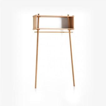 size: W/L: 112cm D:38cm H:200cm * Custom wood type or colors - optional