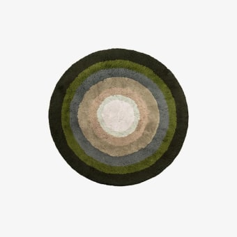size: Diameter: 135cm * 100% wool * Custom size and colors – optional