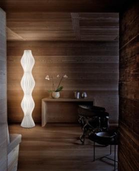 סידרה: VAPOR מעצב/מותג: STUDIO ITALIA DESIGN- KARIM RASHID חומרים: מתכת & פוליקרבונט צבעים: לבן
