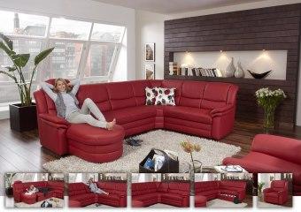 ספה בעיצוב מודרני Queenline E מערכת ישיבה ב-6 עיצובים שונים - מקלאסי, בורגני ועד עכשווי. מאופיינת בבסיס עץ בוק, 2 שכבות קפיצים, בדים איכותיים, דוחי כתמים בדגמים מסוימים ושלל צבעים. כל