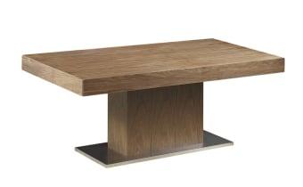 """שולחן פינת אוכל נפתח Orlando מידות: אורך - 180 ס""""מ (נפתח ל-300 ס""""מ). רוחב -100"""