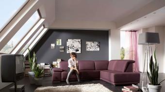 ספה בעיצוב מודרני Rizz מערכת בעיצוב עכשווי ונקי. בסיסה עשוי עץ, ועליו בדים איכותיים, דוחי כתמים בדגמים מסוימים ושלל צבעים הניתנים לשילוב. את הספה ניתן להרכיב ממספר מודולים שונים