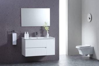 מגה וברק ארונות אמבטיה | קולקציית 2019 | intério VO-48