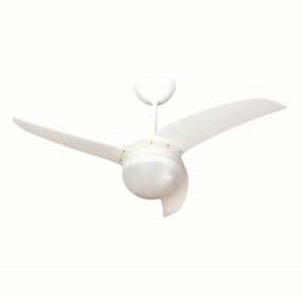 מאוורר תקרה ברזיל לבן עם שלט רחוק.  - קוטר 42 מקום לשתי נורות לעוצמת אור גבוהה  - מנוע שקט  - כולל שלט וטיימר