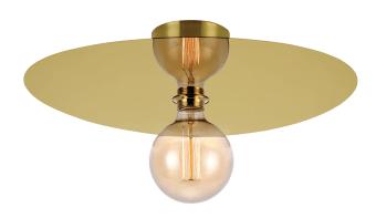 קולקציית DISC עשויה זכוכית מראה, קיים צמוד תקרה, תלוי ומנורת קיר   נורה  הלוגן  מתח: 220V  דרגות הגנה: IP20  silver  gold
