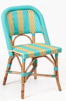 כסא נורד במבוק טבעי קליעה פסים